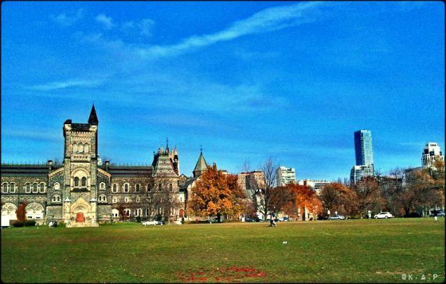 University of Toronto, St George campus