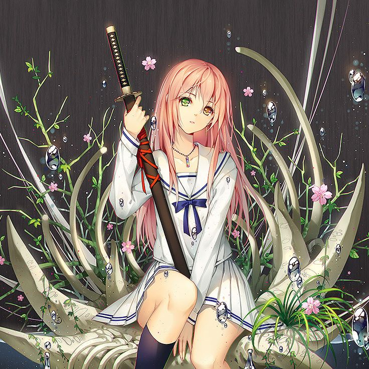 *** - Anime Girl