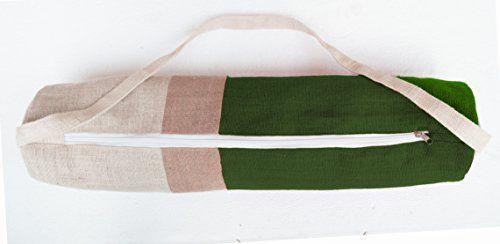Contemporary Yoga Mat Bag - Green Burlap Gym Bags in Modern Color Block Design - Yoga Tote - Yoga Mat Sling Bag - Green Natural Ivory Burlap Yoga Bag- Yoga Backpack- Yoga Accessories - Exercise Bag - Gift Bag in Jute - Manduka Mat Bag Amore Beaute http://www.amazon.com/dp/B00L6YBET0/ref=cm_sw_r_pi_dp_96D1vb0XHR0M0