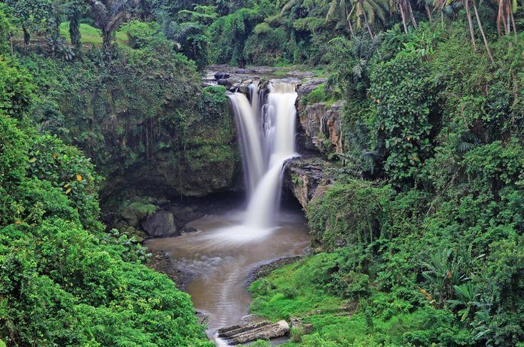 my photo at Tegenungan Waterfall, Sukawati Giannyar, 30 IMAGES TO MAKE YOU WANT TO GO TO UBUD — The Bali Bible