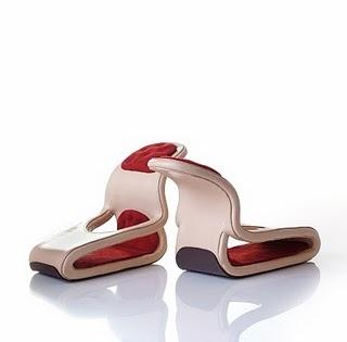 Rocking Chair shoes by Kobi Levi