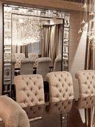 Special Order Design: Designer Tiffany Mirrors, TV Frames  & Furniture * Custom Quotes Via: customorders@instyle-decor.com