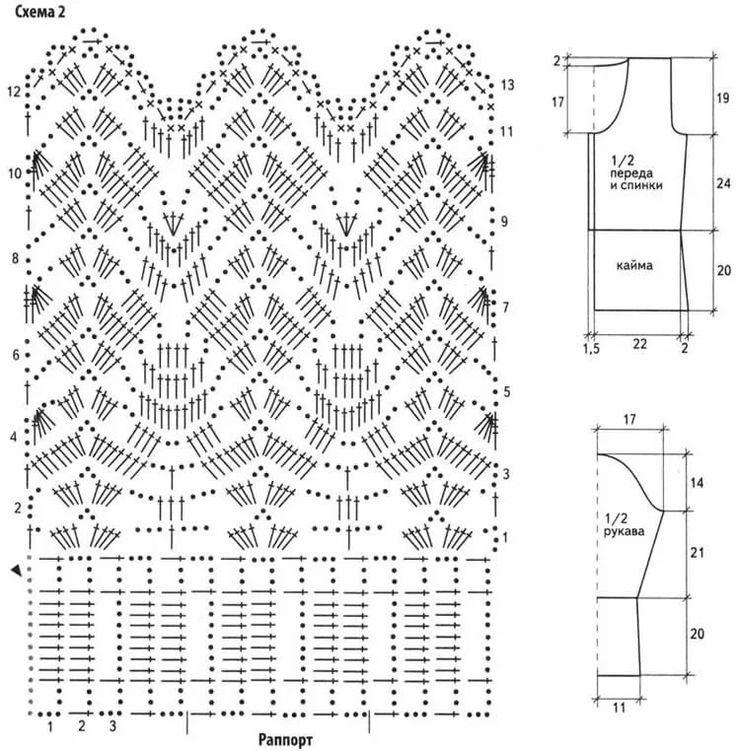 Картинки вязание крючком схемы и модели