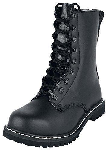 Oferta: 49.99€. Comprar Ofertas de Brandit Botas Militares Para Botas Negro EU40 barato. ¡Mira las ofertas!