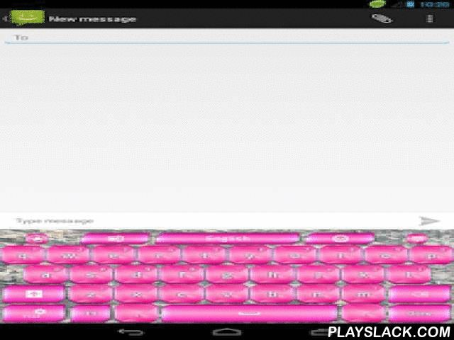 Diamond Pink Keyboard  Android App - playslack.com , --- This app requires GO Keyboard installed ---After you download our theme, press the 'Open' button and after that 'Apply' and 'Done!'.--- To use the custom font included press long '? 123' key, go to 'Advanced Settings',select 'Font settings', then 'Scan fonts' and select font that has Diamond Pink Keyboard on it. For more details, see the last screenshot/presentation video.--- If you have any issues, bugs or errors, please contact us at…