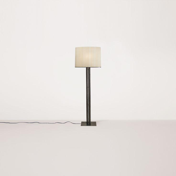 BAKAR floor lamp by Bruno Moinard