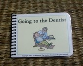 GOING TO THE DENTIST AUTISM PECS INTERACTIVE MINI BOOK