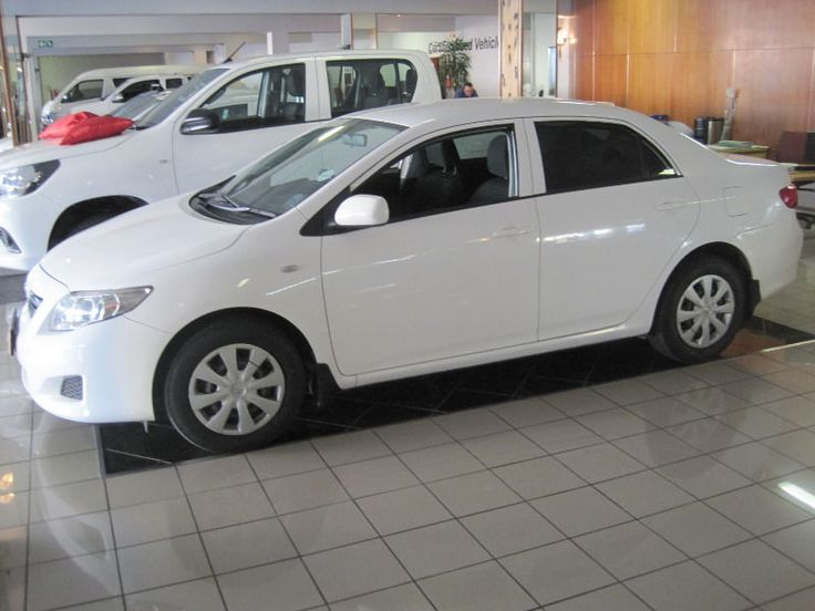2009 Toyota Corolla 1.6 Professional 6 speed manual Km   - 078438 With service…