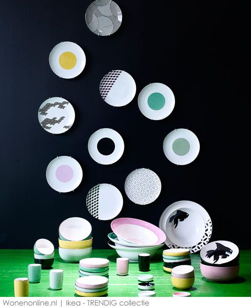 Ikea Trendig Limited edition, will hit the stores in october, on my wishlist!