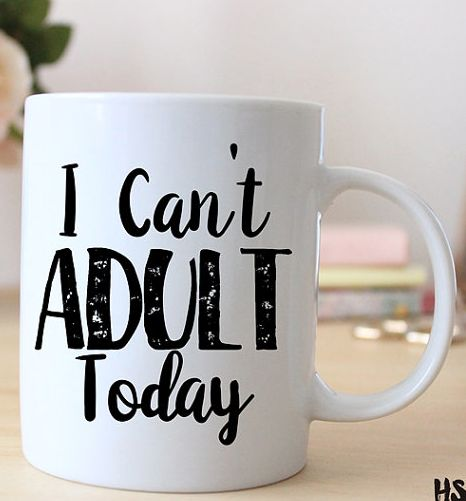 most days I need this mug
