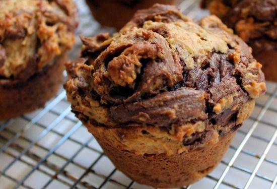 Muffins alla Nutella - La ricetta di Buonissimo