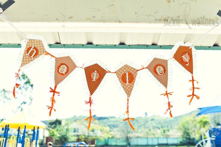Kite banner on Jackie Wonders' blog