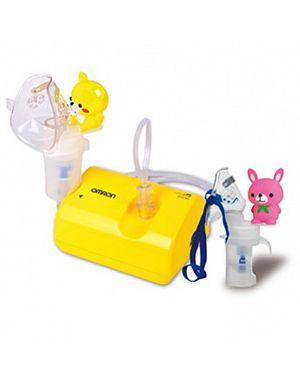 Ингалятор (небулайзер) OMRON NE-C24-RU Kids (NE-C801S-KDRU) компрессорный, детский купить от 1 руб в Созвездии красоты