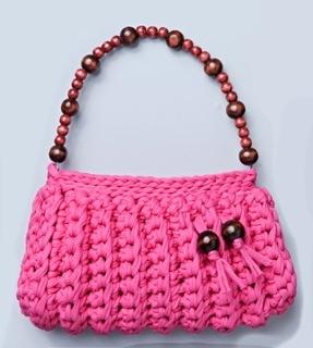 Portefino Pink Bag