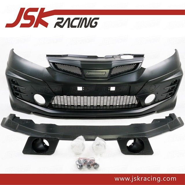 Source For Mugen Style Pp Front Bumper Bodykits For 2009