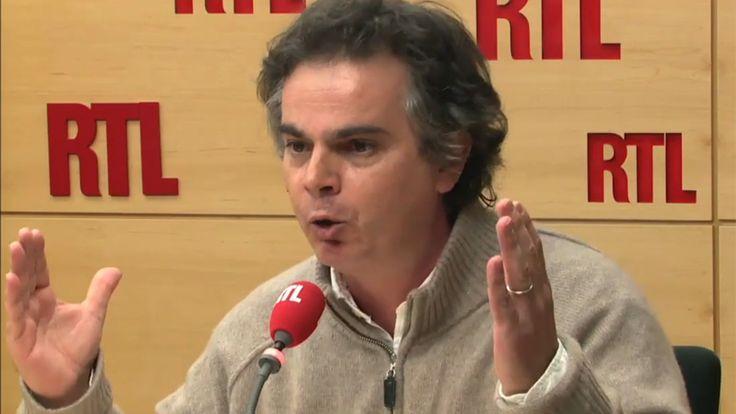 """Le Choix de Yves Calvi du 20 mars 2014 en vidéo : l'écrivain a-t-il des ambitions politiques ? Il lance ce jeudi un mouvement civique, Bleu-Blanc-Zèbre, """"comme une réponse à la crise de l'action politique""""."""