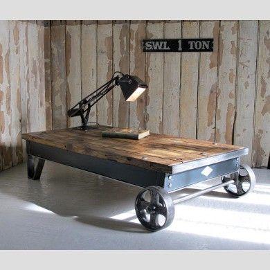 A+vintage+engine+trolley
