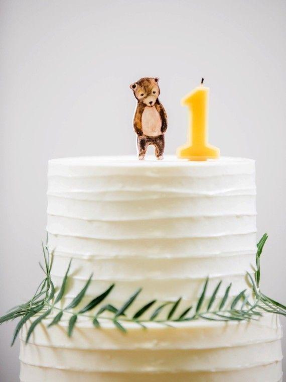Besessen von dieser Geburtstagstorte mit minimalem Waldmotiv! , #Geburtstag #Keks …   – Cake