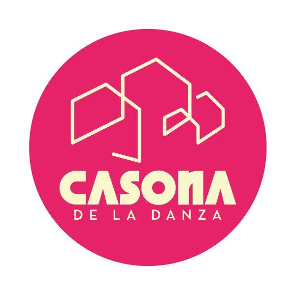 Logo / Casona de la Danza. Diseño: Oscar Zambrano. Bogotá, 2014.