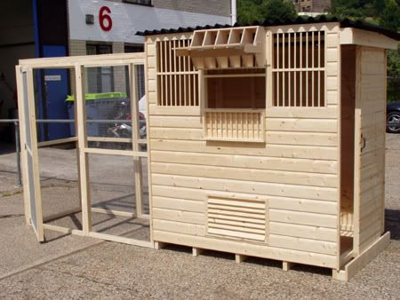 Factory Build Pigeon House Coop
