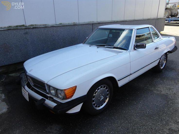 1984 Mercedes-Benz 560 SL