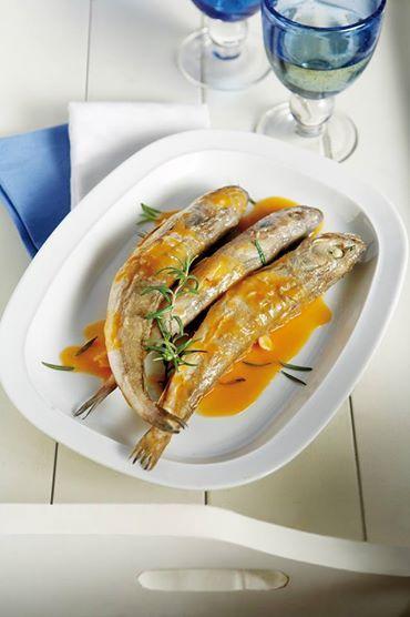Με ρίζες βενετσιάνικες, το σαβόρο είναι ένα φαγητό που μαγειρεύεται με μικρά συνήθως ψάρια (μπαρμπούνια, σαρδέλες, γόπες και μπακαλιαράκια), κυρίως στα Επτάνησα