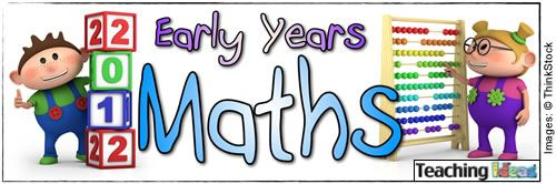 Early Years - Maths