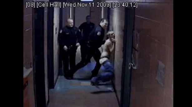 Video shows New Hampshire police brutally beating man after drunken driving arrest