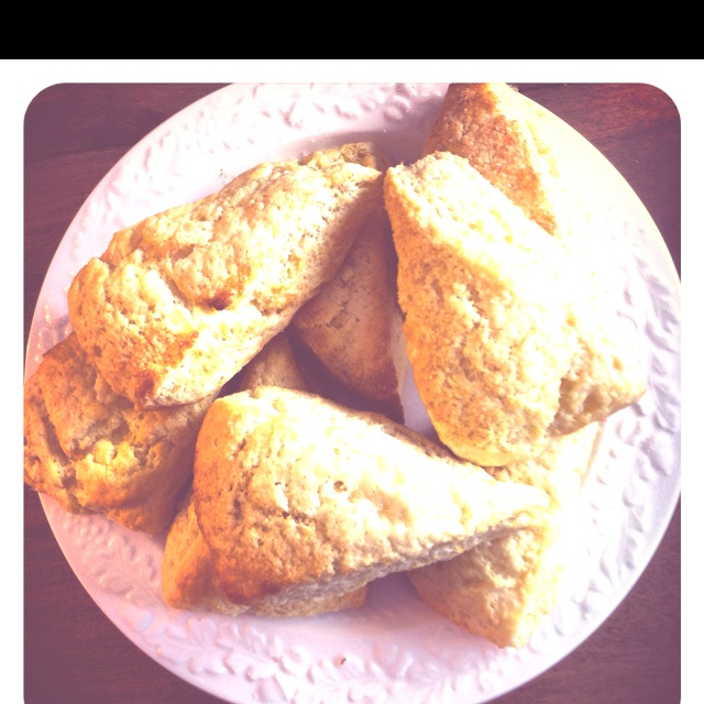 Awesome scones