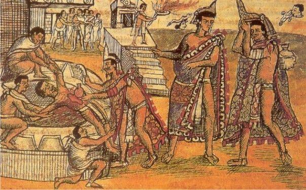 Fakta Unik Ritual Tumbal Manusia Paling Sadis Suku Aztec