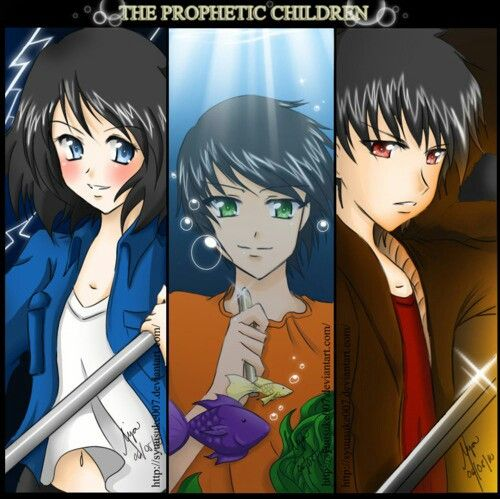 The Children of the Big Three, anime style | Leo Valdez ...