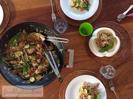 Teriyaki Chicken Stir-Fry - Food Babies Love