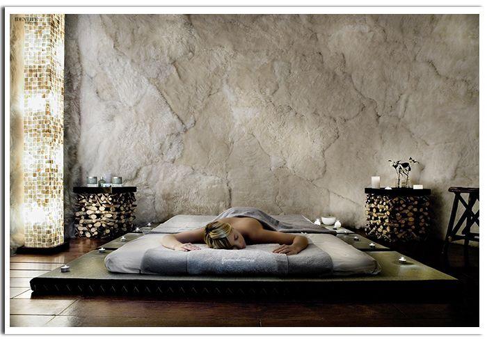 Lodge Park Spa Soins Mur Fourrure - Beauty Treatments - More on www.identitebook.com