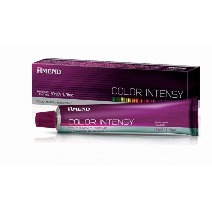 Amend tintura intensificadora violeta. Pode ser usado sozinho com OX 30 ou 40. Violeta mais intenso.