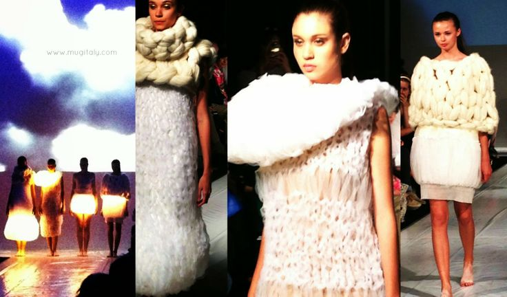 designed and tailored by Diana- watch the runway pics here