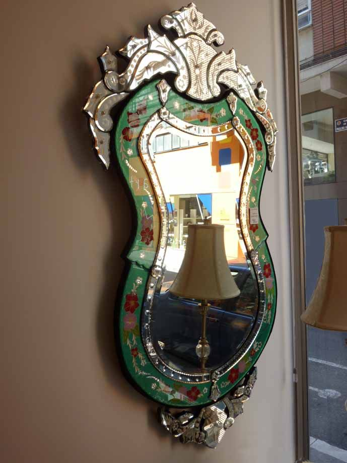 1000 images about venezianische wandspiegel on pinterest dekoration toledo and design - Dekoration spiegel ...