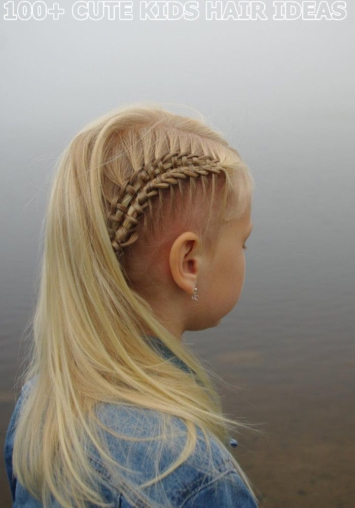 Great Ideas For Kids Braided Hair Styles 2020 Hair Ideas