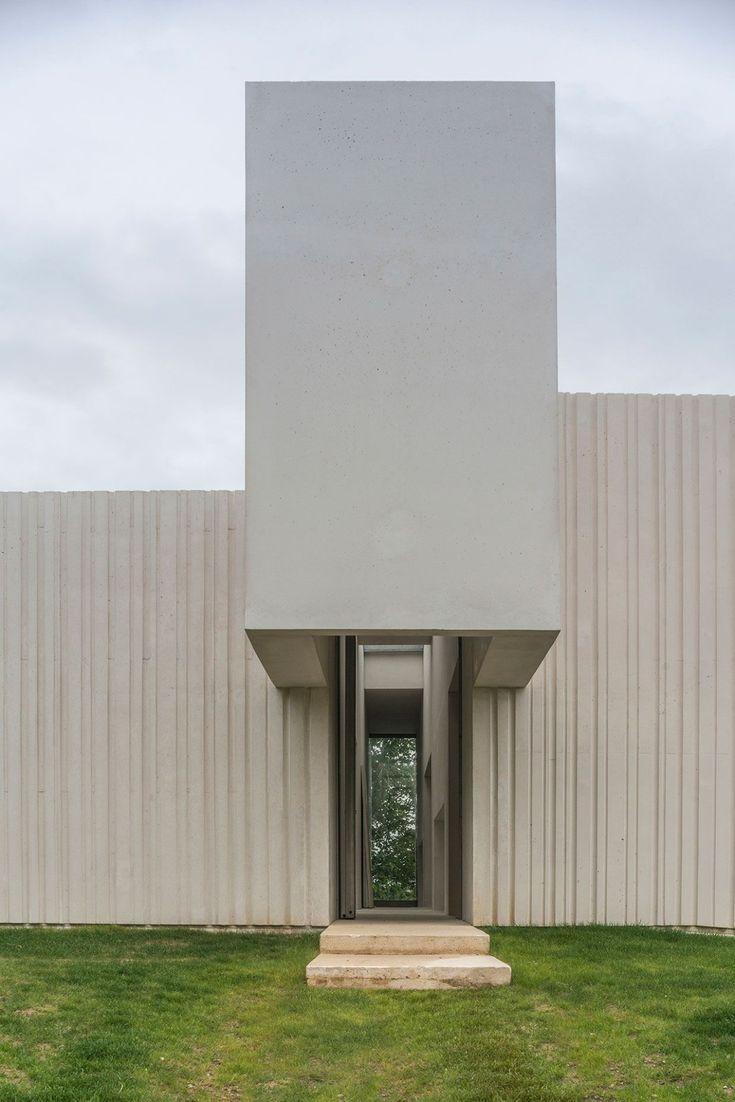 Rcr malecaze house vieille toulouse 8 architecture for Architecture toulouse