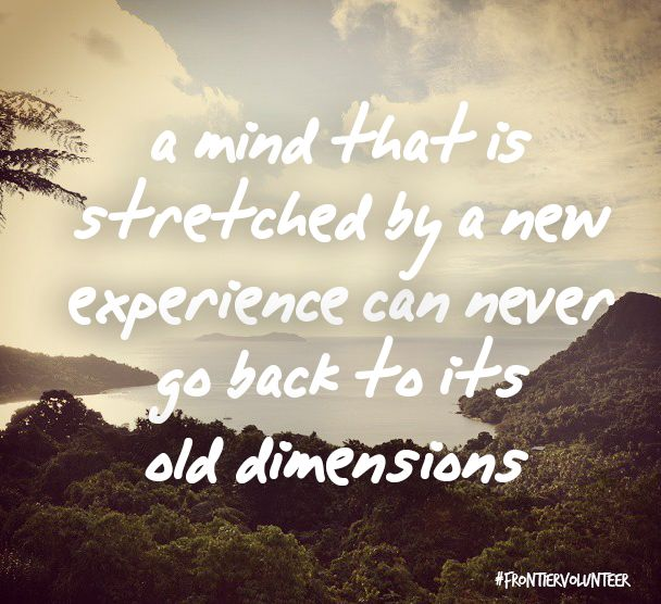 Quotes About Experience And Travel: Best 25+ Volunteer Quotes Ideas On Pinterest