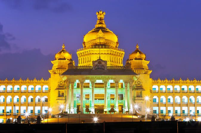 Private Tour: Full-Day Bangalore City Sightseeing
