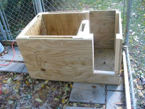 17 best ideas about insulated dog houses on pinterest insulated dog kennels build a dog - Underground dog houses ...