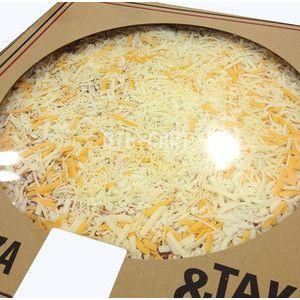5色のチーズピザ 40cm