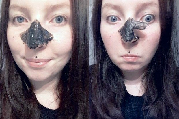 DIY: Vegane Peel Off-Maske mit Aktivkohle (und ohne Klebstoff)