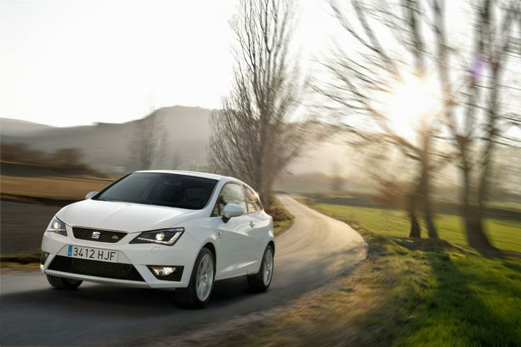 SEAT Ibiza Reference - Campagne