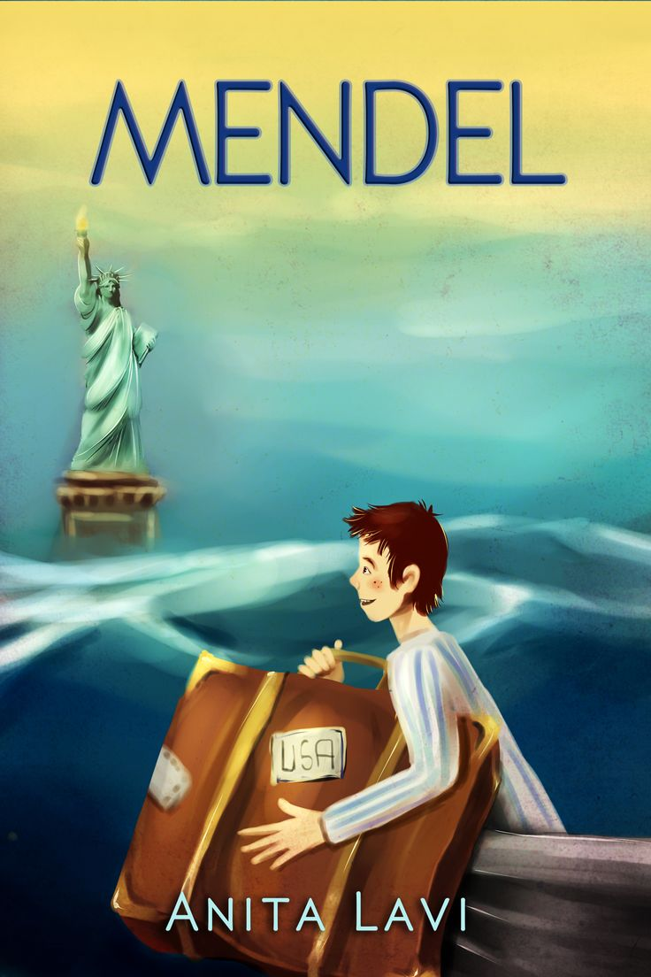 New Release: Mendel By Anita Lavi Moving Holocaust Book For Children Aged  8