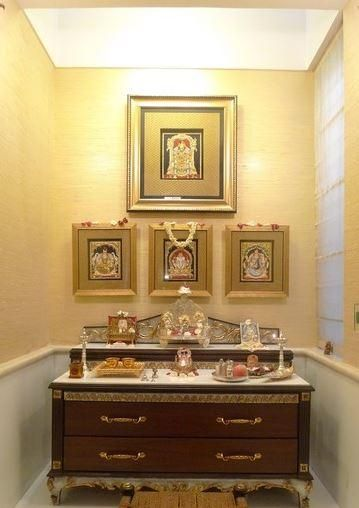 15 Best Images About Puja Rooms Ideas On Pinterest Home