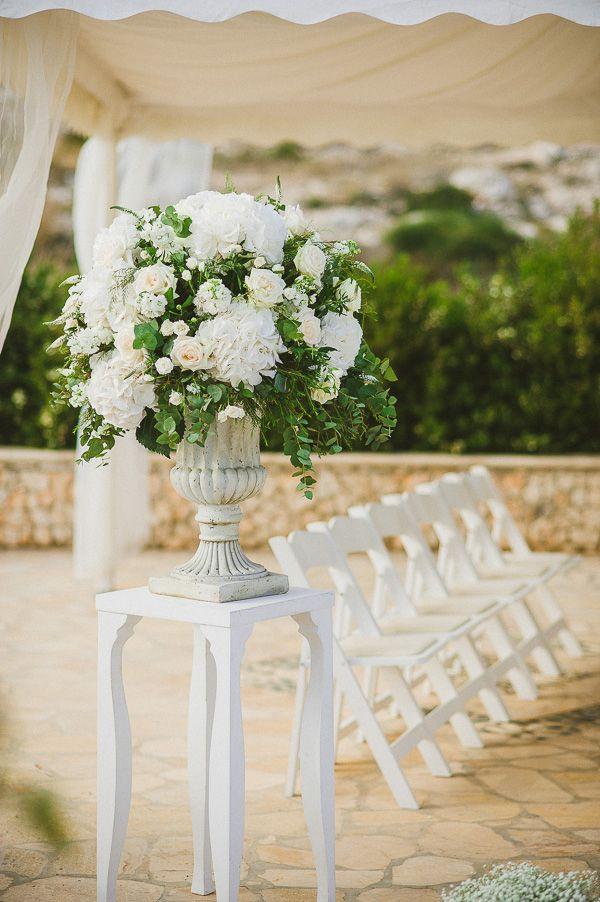 626 best wedding images on pinterest beige wedding dress chic elegant wedding in cyprus junglespirit Images