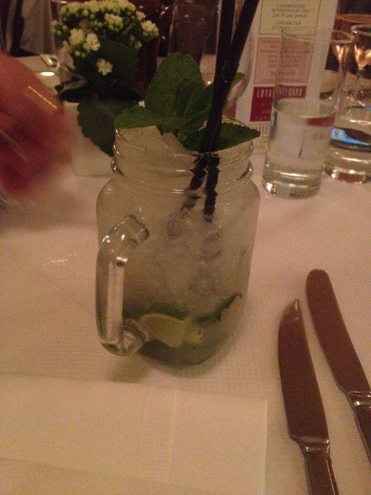 Best Mojito  #london #rum #sweet