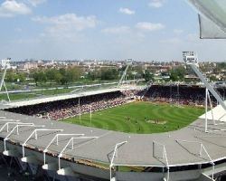 Stade Ernest Wallon, Rugby Stade ToulousainGazon en rouleau SPORT by COVERGARDEN SPORT. www.covergarden.fr