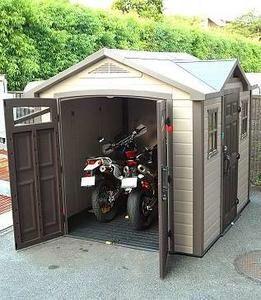 バイクガレージ : べるぼんおやじの日記